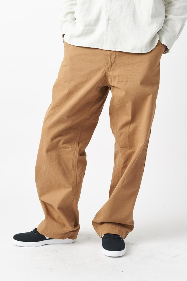 TRUE ORGANIC COTTON CHINO